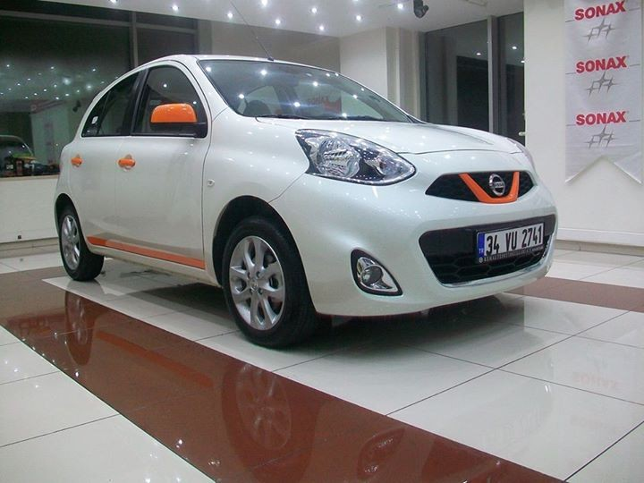 Nissan Micra Folyo Kaplama